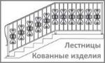 Лестницы в Ногинске. Кованные изделия в Ногинске